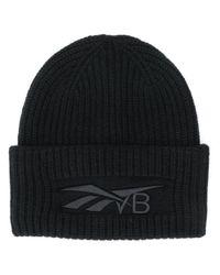 Bonnet Reebok x VB Reebok X Victoria Beckham en coloris Black