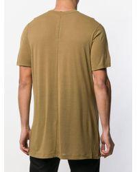 メンズ Rick Owens オーバーサイズ Tシャツ Multicolor