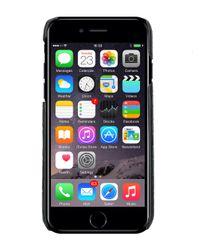 Embossed Logo Iphone 8 Cover Saint Laurent для него, цвет: Black