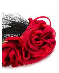 Cinta para el pelo Dolce & Gabbana de color Black