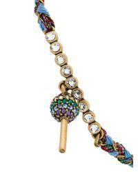 Marc Jacobs - Multicolor Lollipop Friendship Bracelet - Lyst