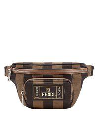 メンズ Fendi ストライプ ベルトバッグ Multicolor