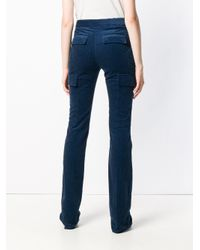 Jamie Trousers Stella McCartney, цвет: Blue