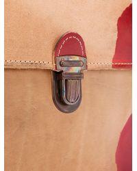 Cherevichkiotvichki Red Dot Bag