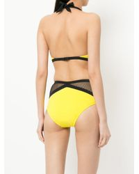Moeva Yellow Dora Swimsuit