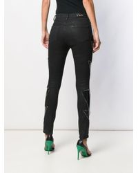 Jeans skinny di Philipp Plein in Black