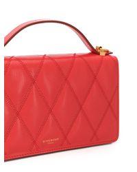 Givenchy G3 ショルダーバッグ Red