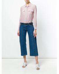 Camicia con tasche sul petto di Max & Moi in Pink