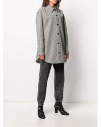 Alexander Wang ハウンドトゥース シャツジャケット Multicolor
