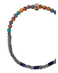Luis Morais オクタゴン ブレスレット Multicolor