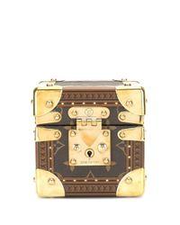 Louis Vuitton プレオウンド モノグラム リングボックス Brown