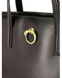 Cartier Black 'Panther' Handtasche