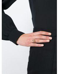 Lara Bohinc Metallic 'planetaria' Ring