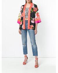 Pinko Multicolor Edwena Kimono Blouse