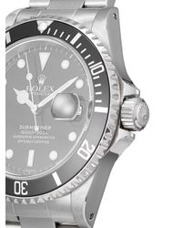 Наручные Часы Pre-owned Submariner 40 Мм 1998-го Года Rolex для него, цвет: Black