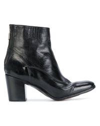 Alberto Fasciani - Black Ursula Boots - Lyst