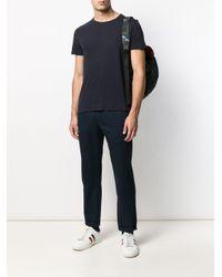 メンズ Majestic Filatures ライトウェイト Tシャツ Blue