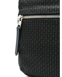 Alexander McQueen - Black Micro Skull Shoulder Bag for Men - Lyst
