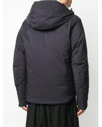 メンズ Attachment ダウンジャケット Black