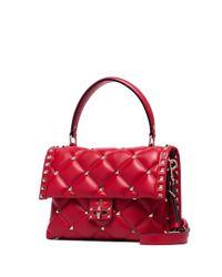Bolso Candystud Garavani Valentino de color Red