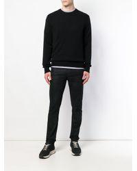Jersey de cashmere Rag & Bone de hombre de color Black