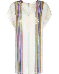Tory Burch ストライプ ドレス Multicolor