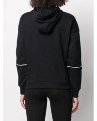 Худи С Логотипом Fila, цвет: Black