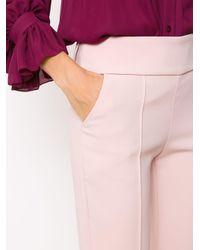 Olympiah Rosello フレアパンツ Pink