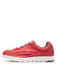 Nike Mayfly Woven sneakers in Red für Herren