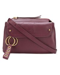 See By Chloé Pink Phill Crossbody Bag