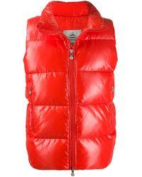 メンズ Pyrenex Loic ロゴ ジレ Red