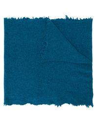 Шарф С Бахромой Altea для него, цвет: Blue
