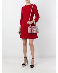 Dolce & Gabbana | Multicolor 'lucia' Tote | Lyst
