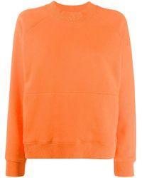 YMC ロングスリーブ セーター Orange