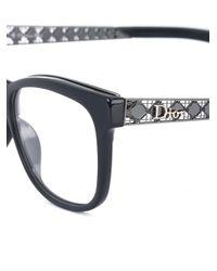 Dior Black Diorama O1 Glasses