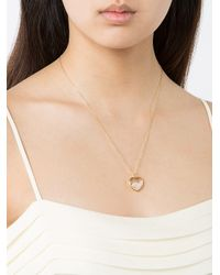 Collar Mini Heart Chivor Aurelie Bidermann de color Multicolor