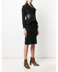 Dior 2000s プレオウンド スカートスーツ Black