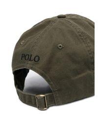 Бейсбольная Кепка Polo Ralph Lauren для него, цвет: Green