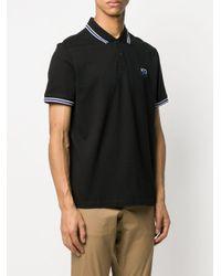 メンズ Michael Kors ロゴ ポロシャツ Black