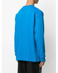 メンズ Nike Acg ロングtシャツ Blue