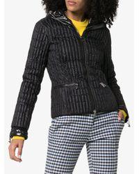 Doudoune Jaren à capuche Moncler en coloris Black