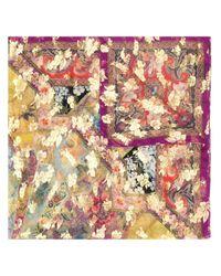 Платок С Принтом Пейсли Etro, цвет: Purple