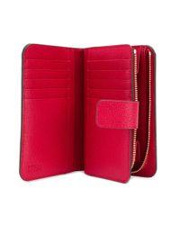 Furla - Red Babylon Wallet - Lyst
