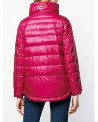 Woolrich パデッドジャケット Pink