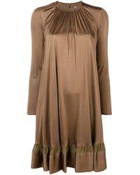 Chloé シフトドレス Brown