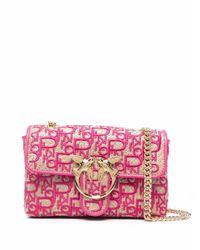 Мини-сумка На Плечо Love Pinko, цвет: Pink