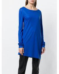 A.F.Vandevorst Blue Janina T-shirt