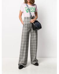 Mini sac porté épaule Stella Stella McCartney en coloris Black
