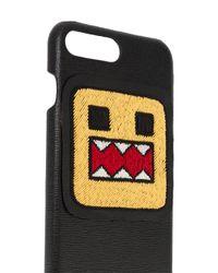 Les Petits Joueurs Black 8-bit Monster Iphone 7+ Case