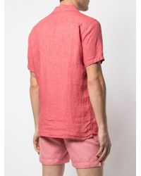 メンズ Orlebar Brown 007 X シャツ Pink